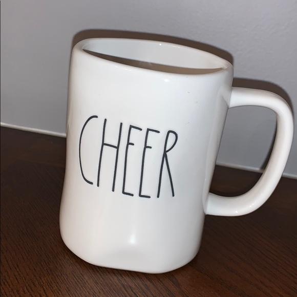 COPY - Rae Dunn cheer mug